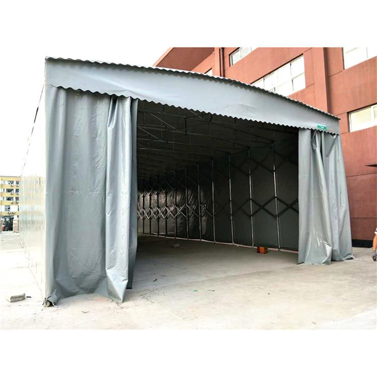 生产移动雨棚的厂家如何才能获得客户满意?