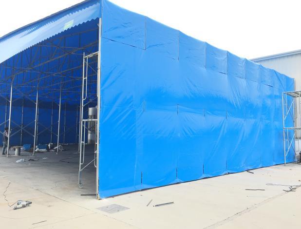 工厂活动雨篷