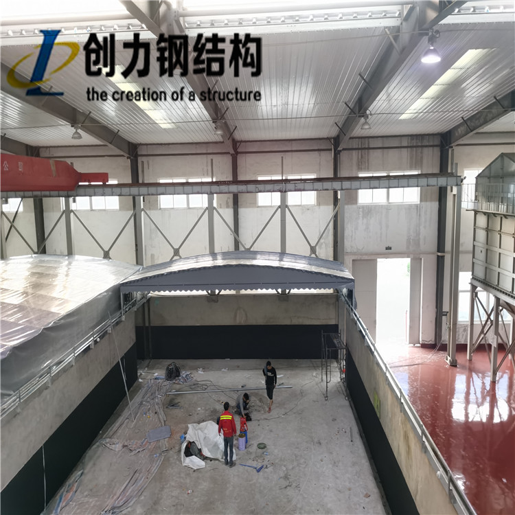 移动伸缩雨棚的使用和及安装场地需求