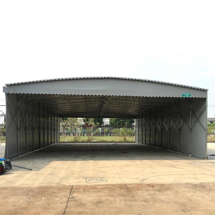 我公司生产活动雨棚棚适用范围